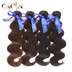 Brazilian human hair weave bundles body wave 4pcs, 100% raw virgin hair, free shipping